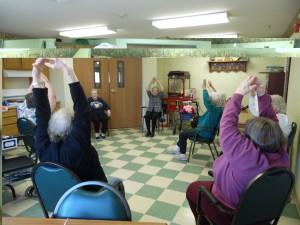 Heritage Woods of Watseka Stretching Program