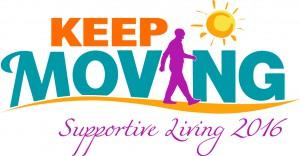 Keep Moving Logo