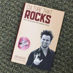 Culture That Rocks Book
