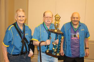 Heritage Woodsmen - Heritage Woods of Charleston Wii Bowling Team
