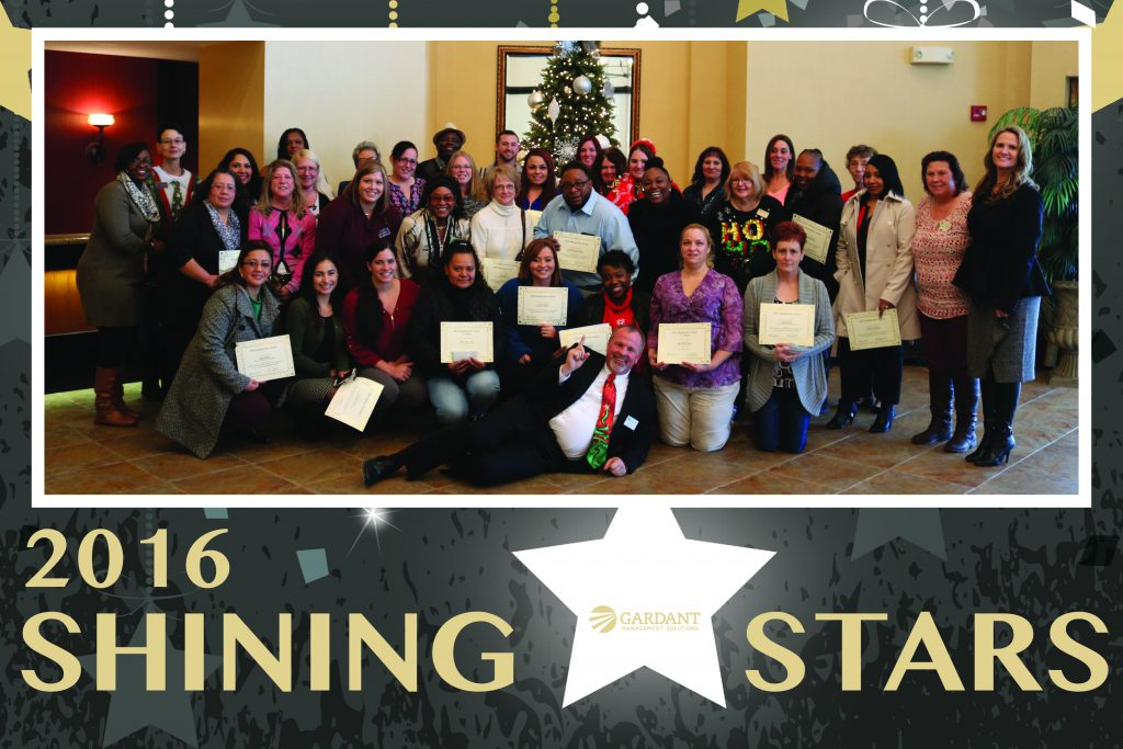 2016 Shining Star Nominees