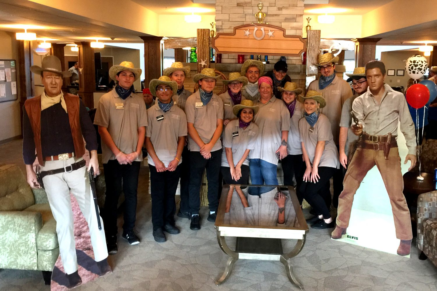 Deer Path Celebrates 6th Anniversary with Western-Themed Party