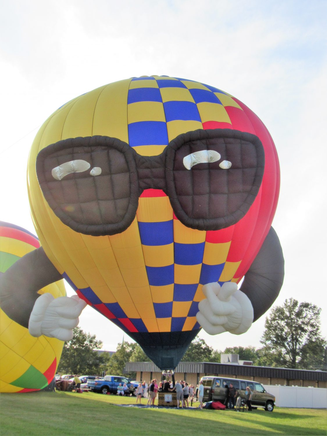 Heritage Woods Hosts 10th Annual Balloon Lift-Off Event