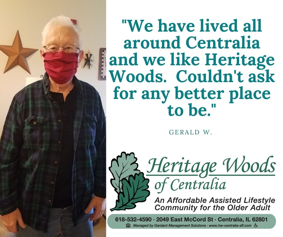 Archives of Heritage Woods of Centralia – June 2020