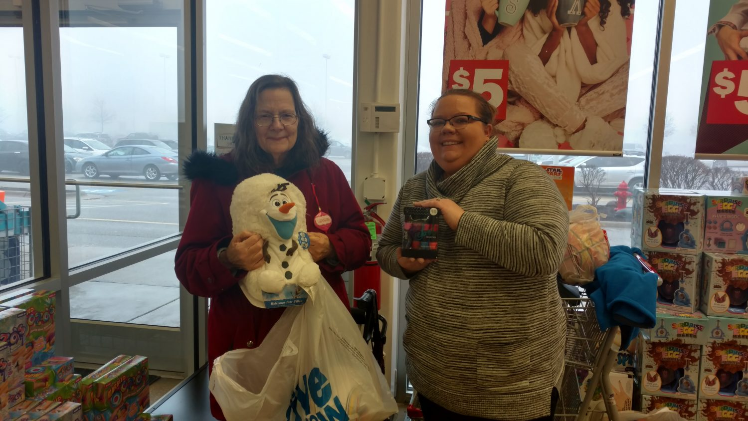 Heritage Woods Joins Toys for Tots Drive