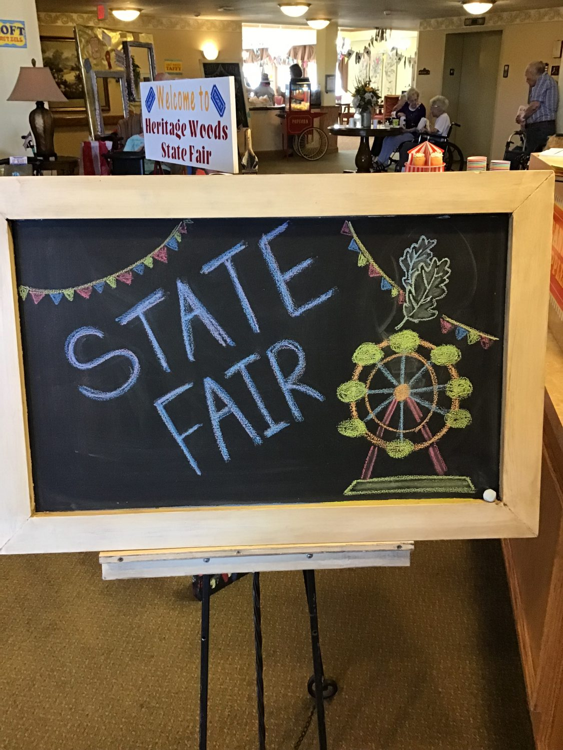 Heritage Woods Hosts Annual State Fair