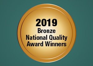 Heritage Woods Earns National Bronze Award