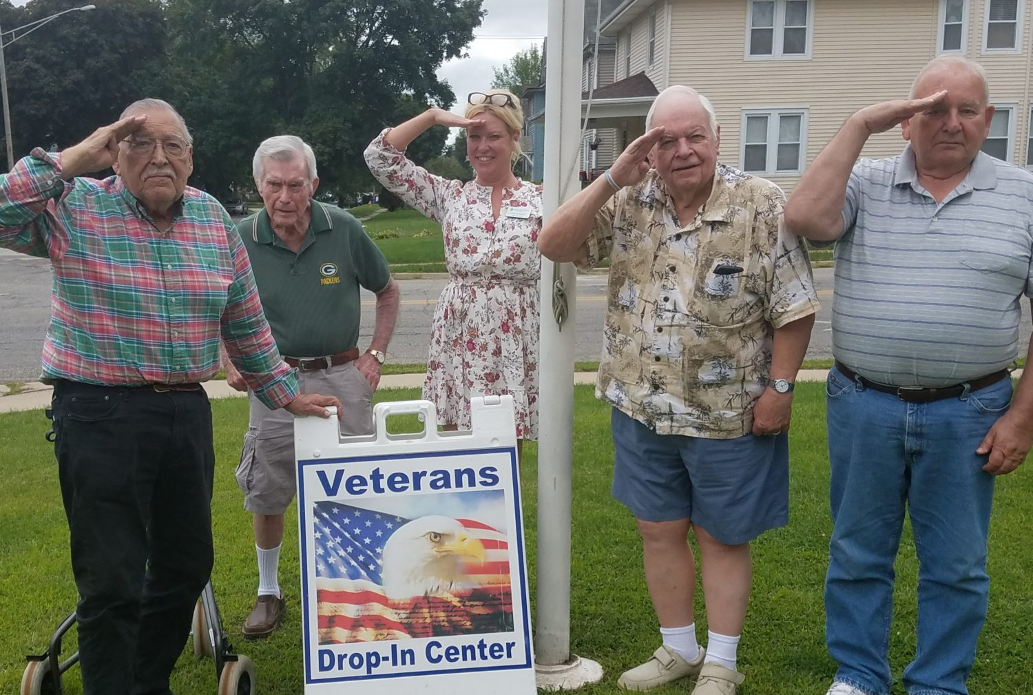 Veterans Reach Out to Fellow Veterans