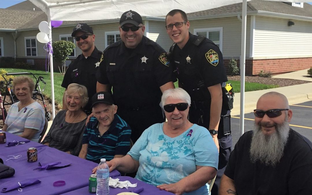 Annual Alzheimer's Walk a Success