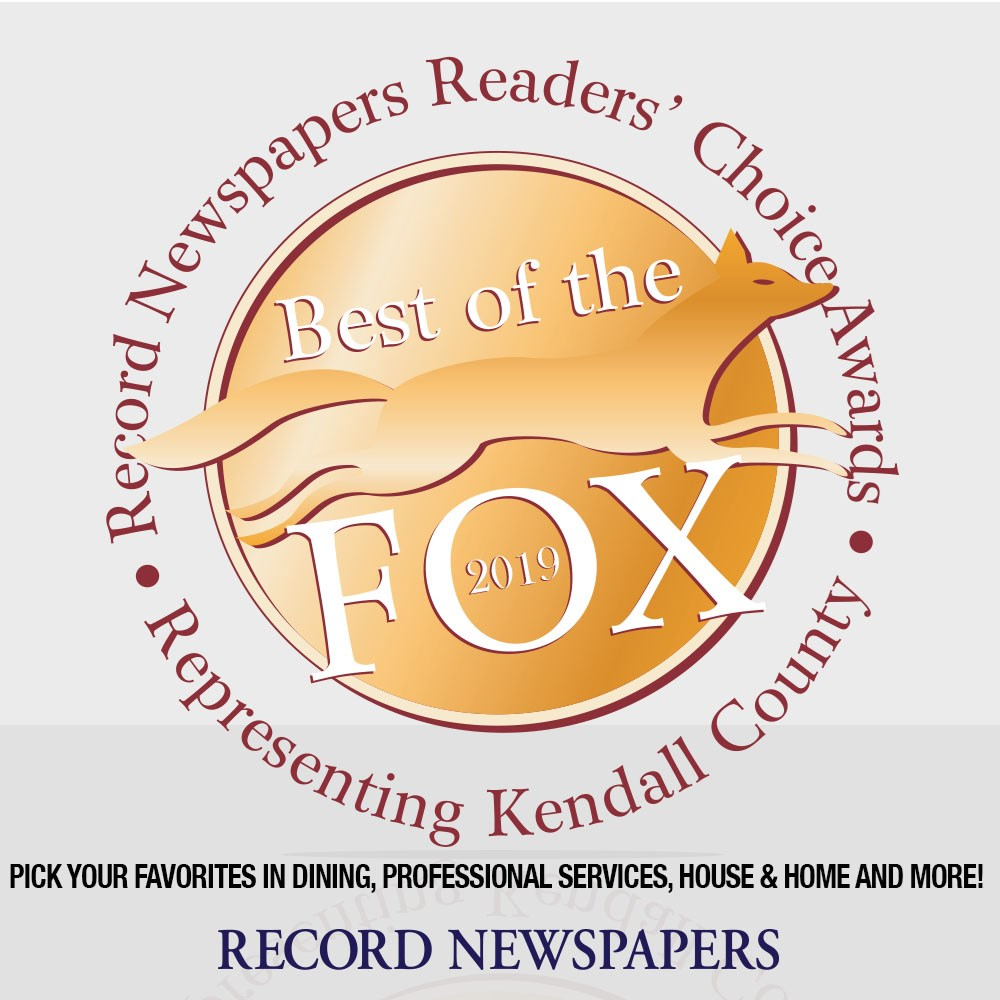 Kendall County Reader's Choice Winner