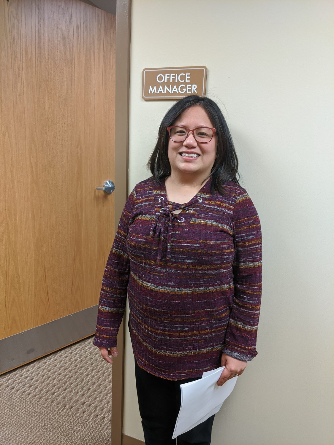 Lacey Creek Welcomes New Business Office Manager