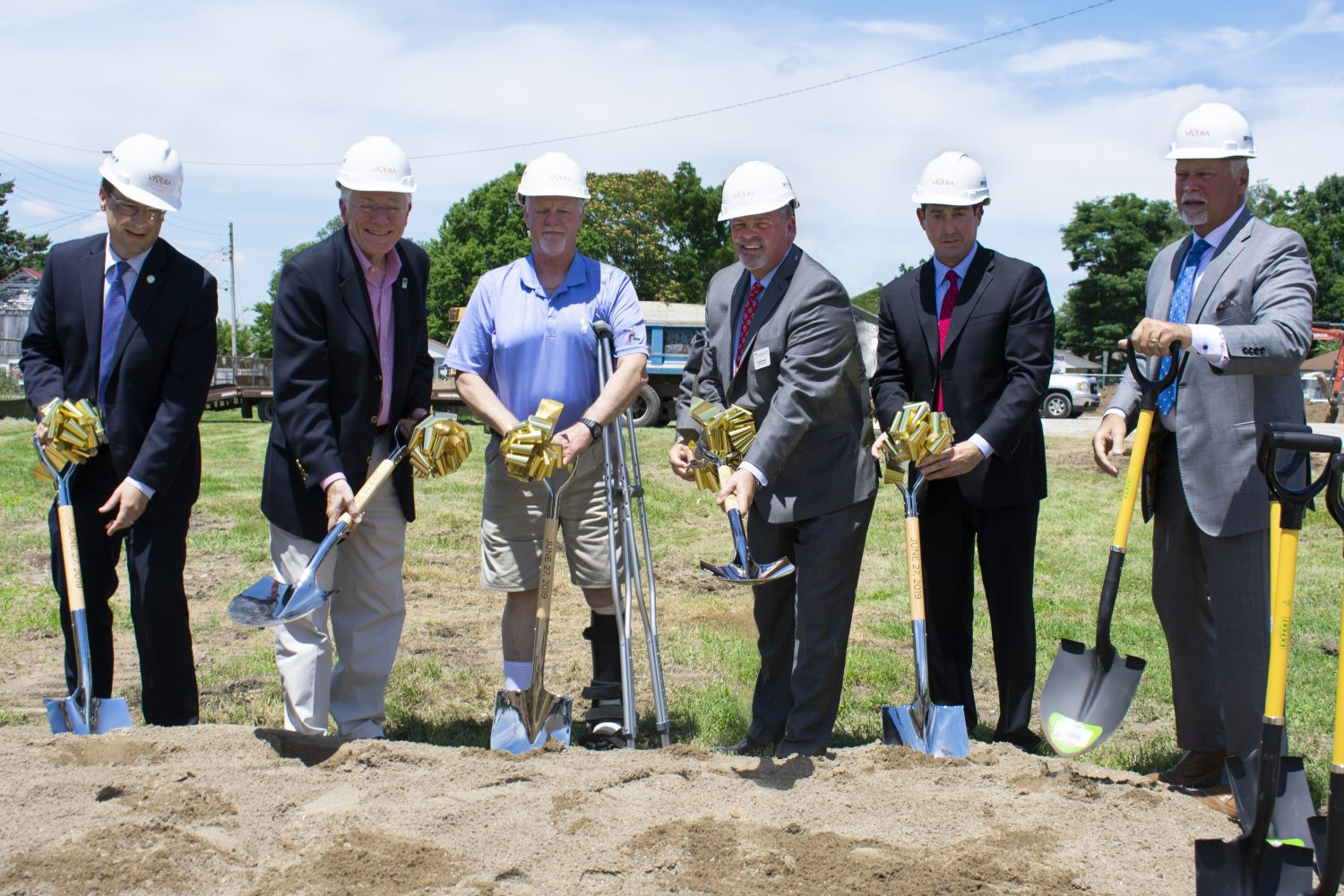 Construction Begins on Vivera Senior Living of Columbus