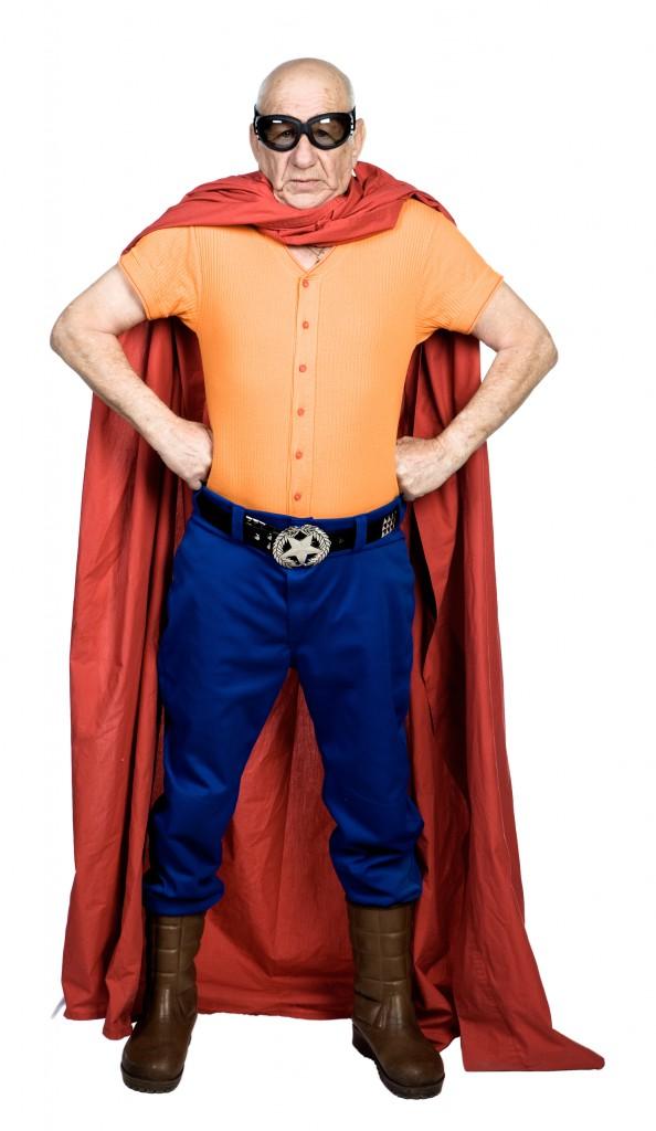 Superhero-Gardant