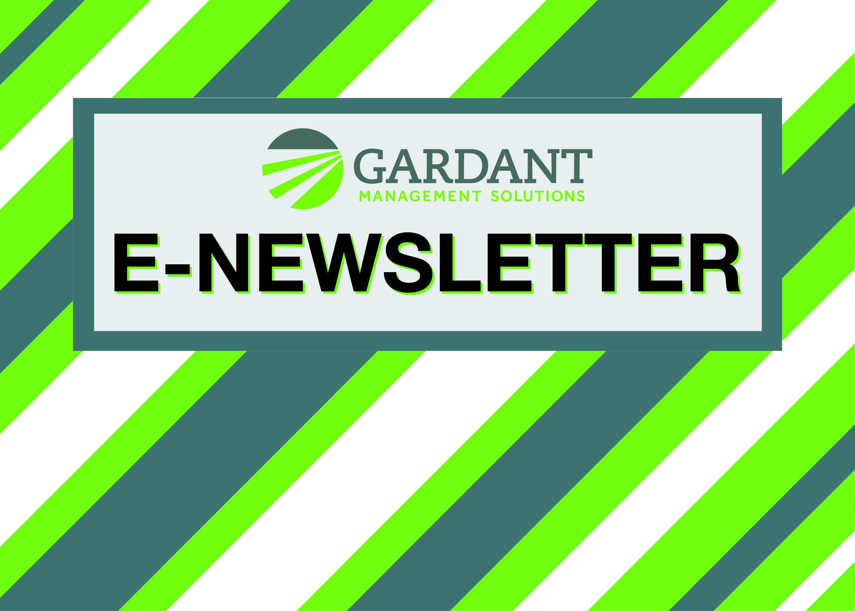 May 2018 Newsletter - Gardant Management Solutions