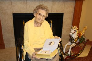 Heritage Woods of Freeport - Cententarian Award Winner - Beryl