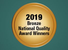 Communities Earn Bronze National Quality Award